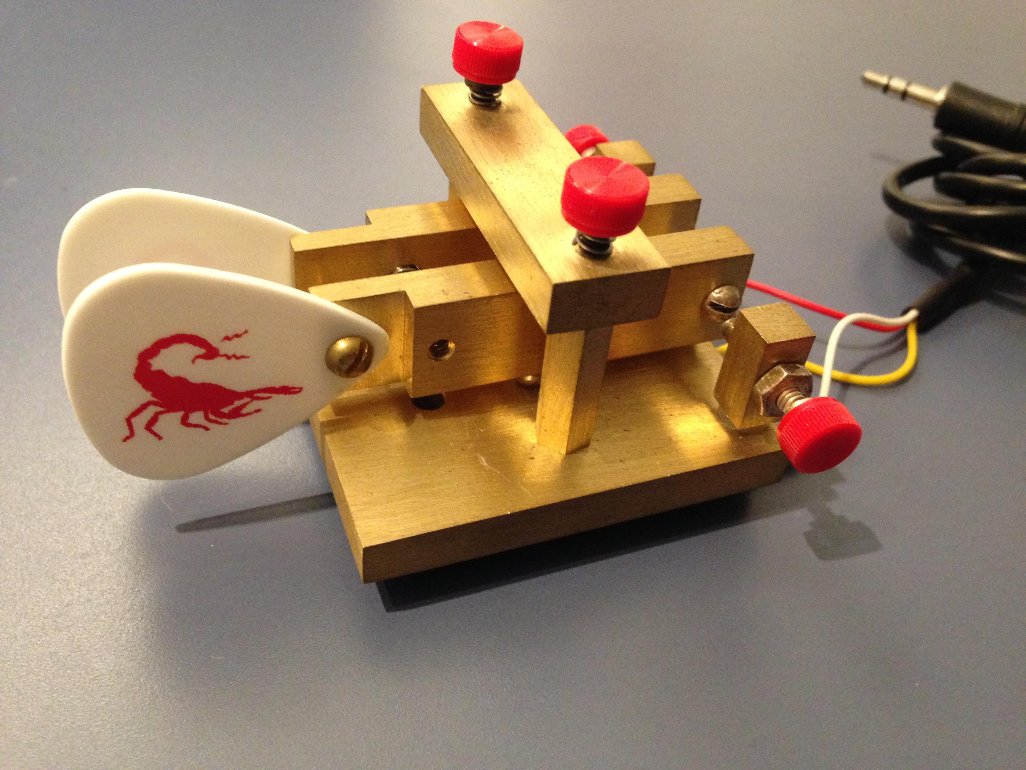 "I Built This!"" | Amateur Radio Station WB4OMM"