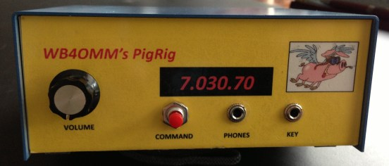 PigRig #122 Click on the photo for web page at Kits and Parts dot Com