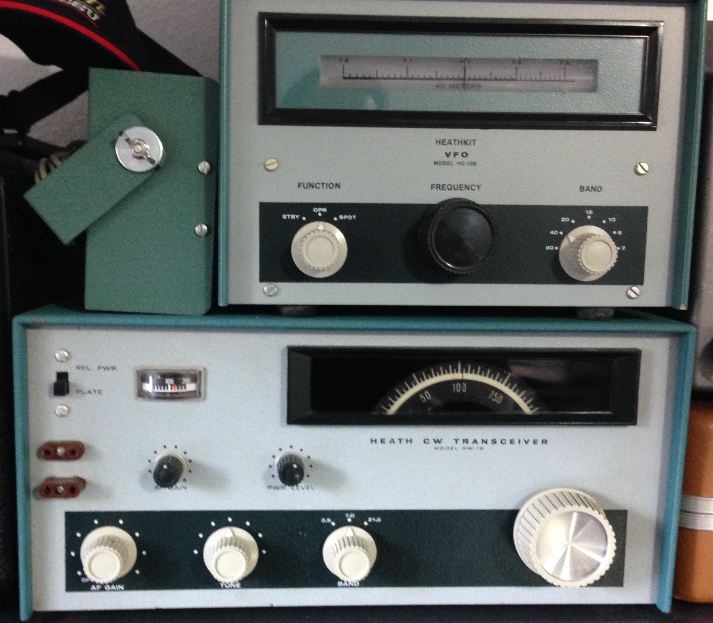 Amateur Radio Station Wb4omm: Photo 2
