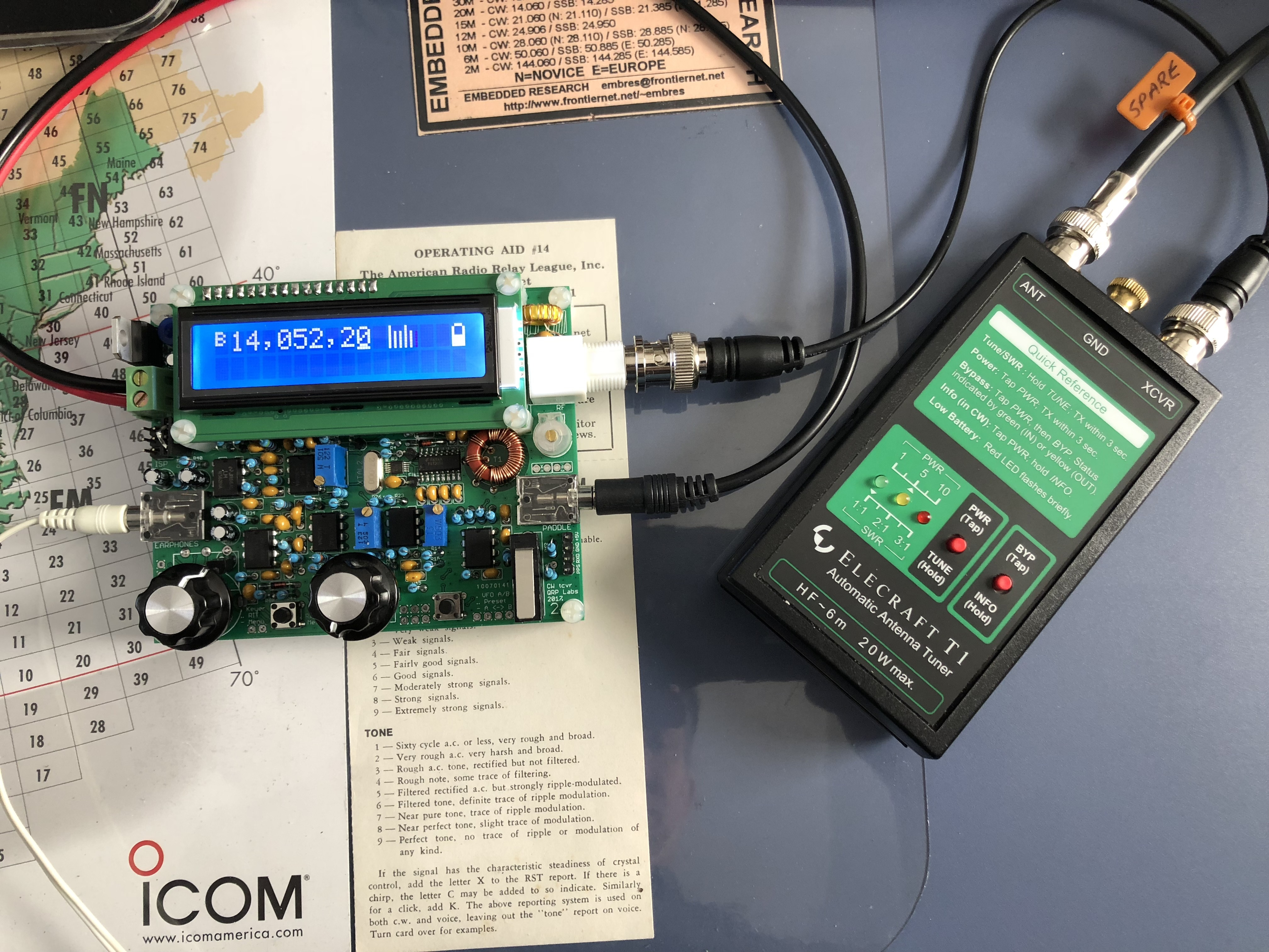 Another Toy in the Toy Box | Amateur Radio Station WB4OMM